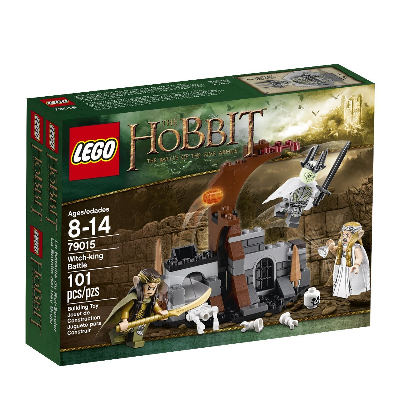 LEGO Hobbit 79015 Witch-king Battle