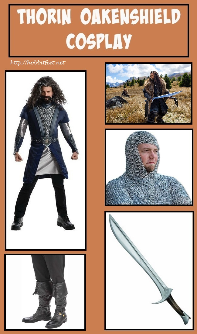 Thorin Oakenshield Costume Cosplay