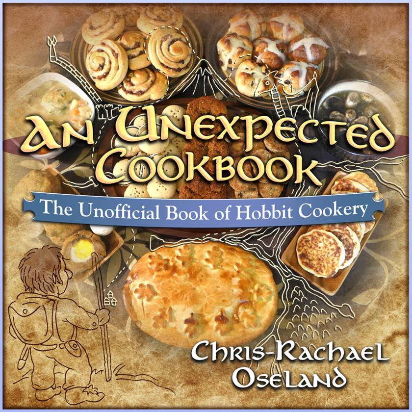 An Unexpected Cookbook and Other Geeky Cookbooks