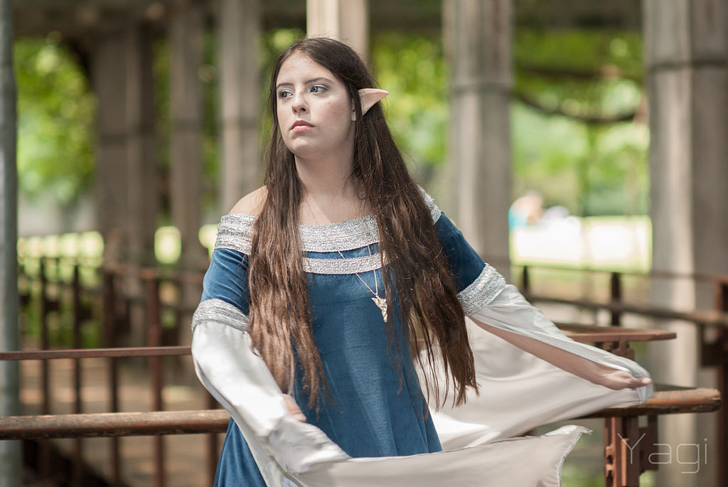 DIY Arwen Evenstar Costume