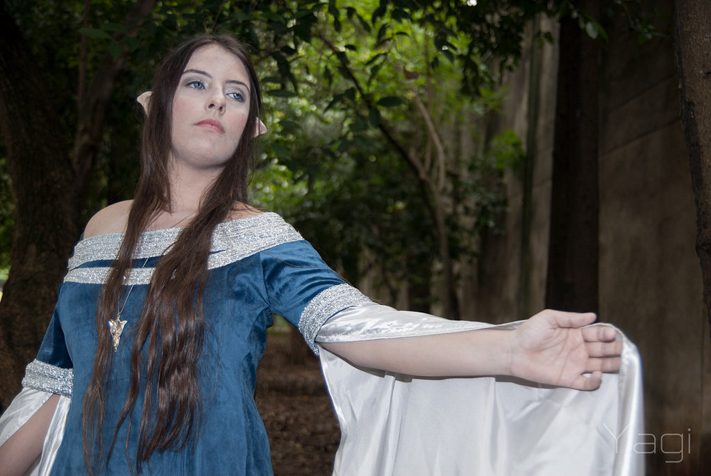 Arwen Evenstar Cosplay
