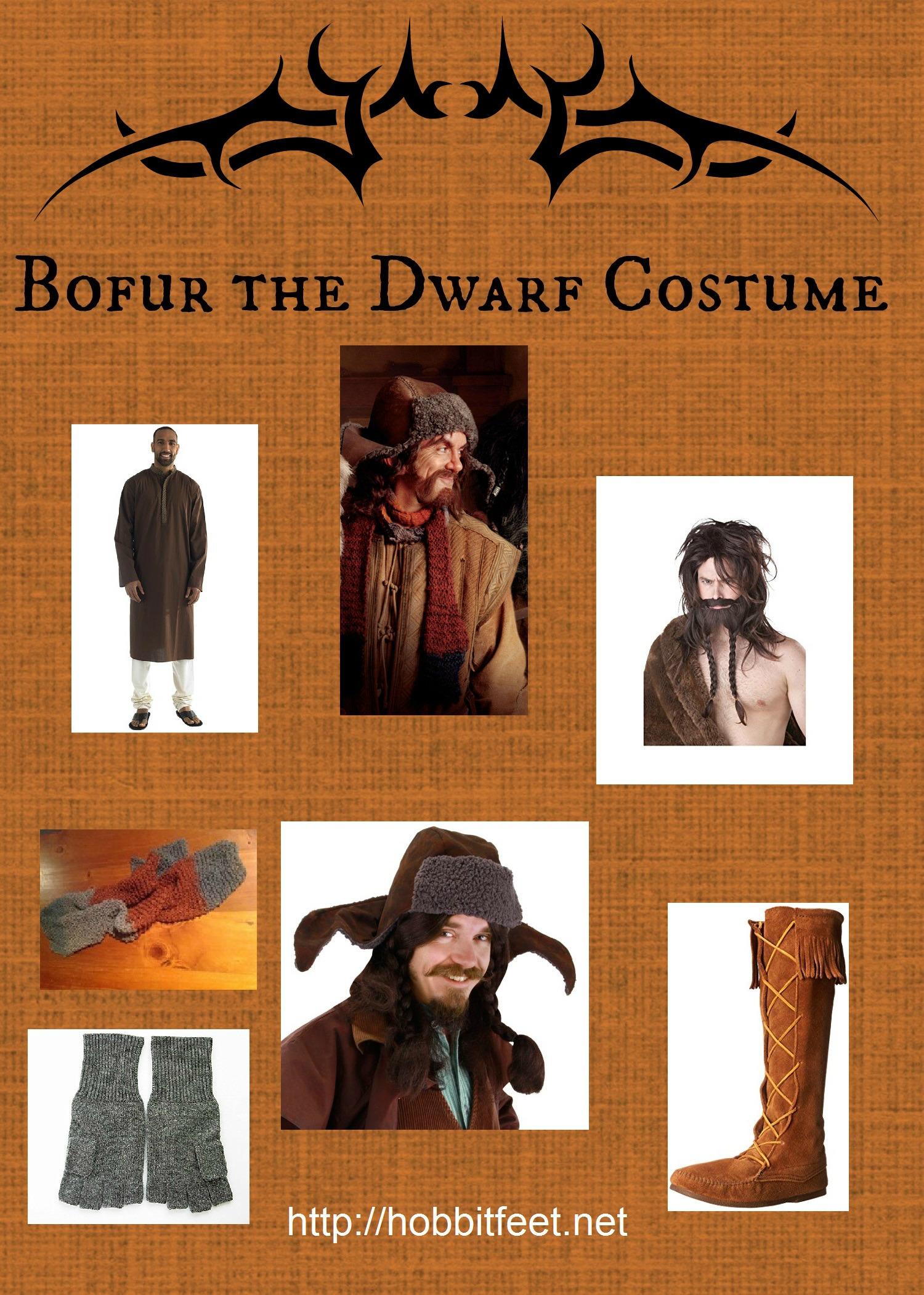 Bofur the Dwarf Costume