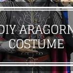 Aragorn Ranger Costume Cosplay