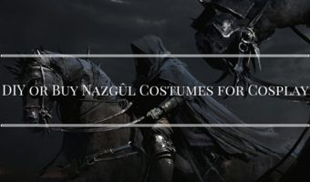 DIY or Buy Nazgûl Costumes for Cosplay (Ring Wraiths)