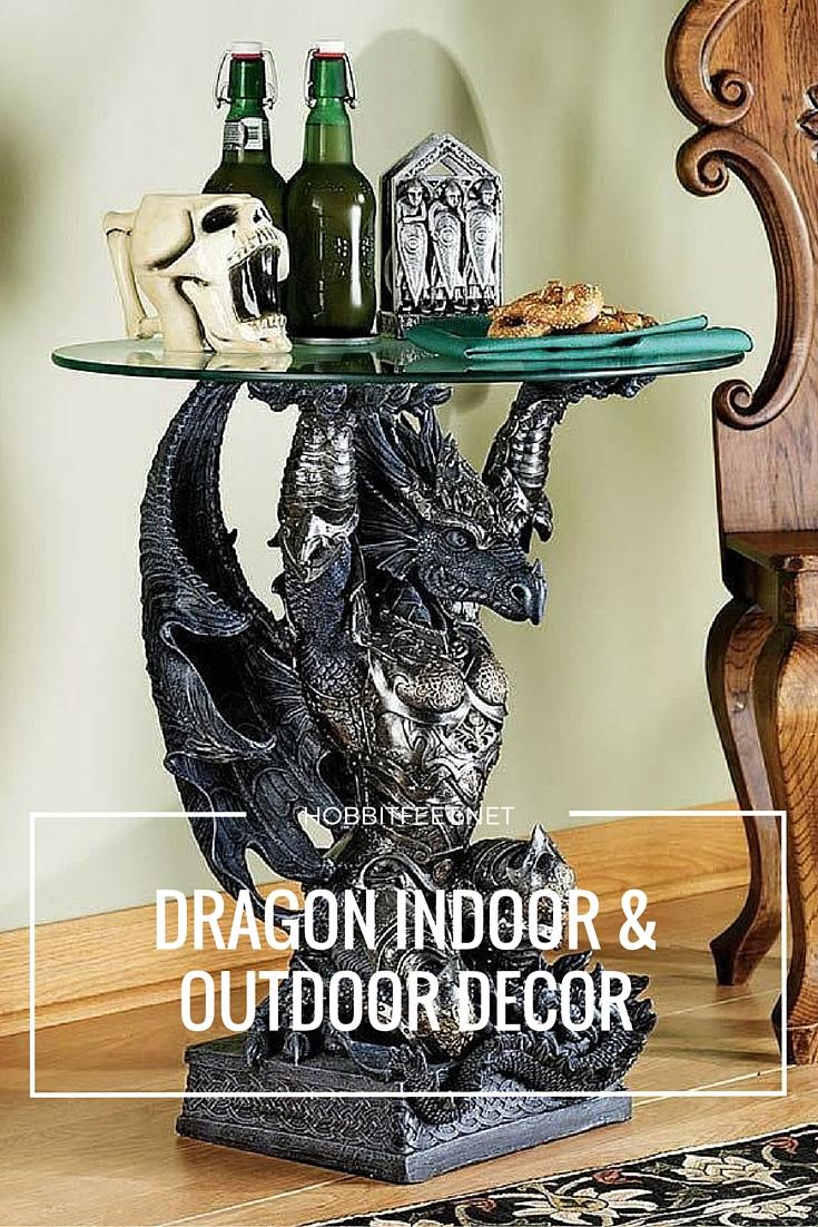 DRAGON INDOOR & OUTDOOR DECOR