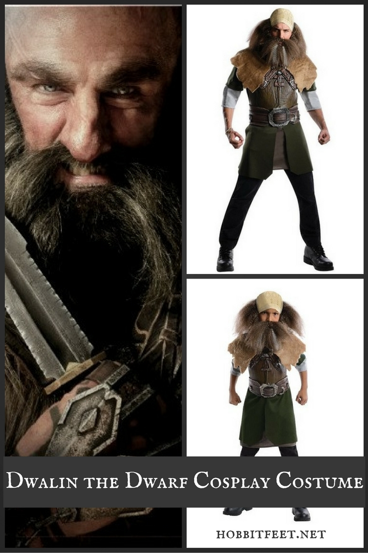 Dwalin the Dwarf Cosplay Costume