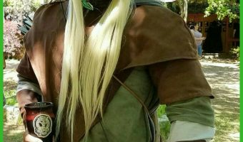 Lord of the Rings Legolas Costume Elf Cosplay