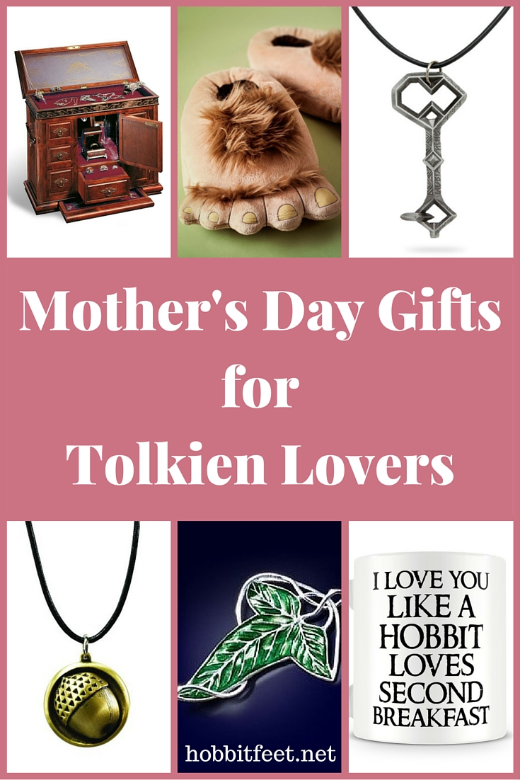 Mothers Day Gifts for Tolkien Lovers