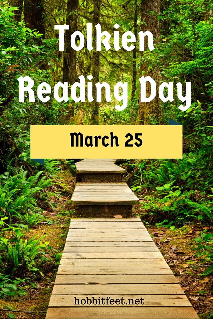 Tolkien Reading Day March 25