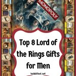 Top 8 Lord of the Rings Gifts for Men