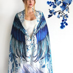Shovava Scarves with Wings