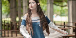 DIY Arwen Evenstar Costume