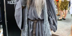 Gandalf the Grey Cosplay Costume