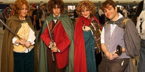 Creating A Hobbit Costume