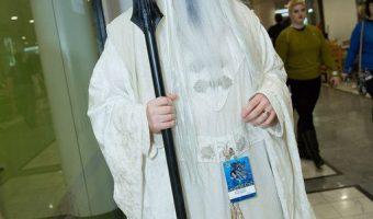Saruman Cosplay Costume