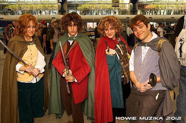 Creating A Hobbit Costume