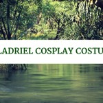 Galadriel Cosplay Costume