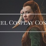 Tauriel Cosplay Costume