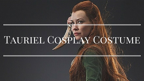 The Hobbit Tauriel Cosplay Costume