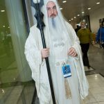 Saruman Cosplay Costume